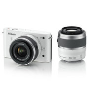NIKON 1J1 два объектива 10-30mm и 30-110mm -379Evro,  Canon G12 -240Evr